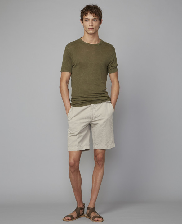 T-SHIRT (OLIVE NIGHT)